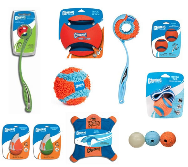 Toys for active dogs